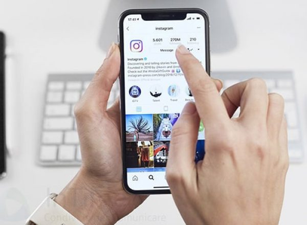 How to share a video on Instagram story